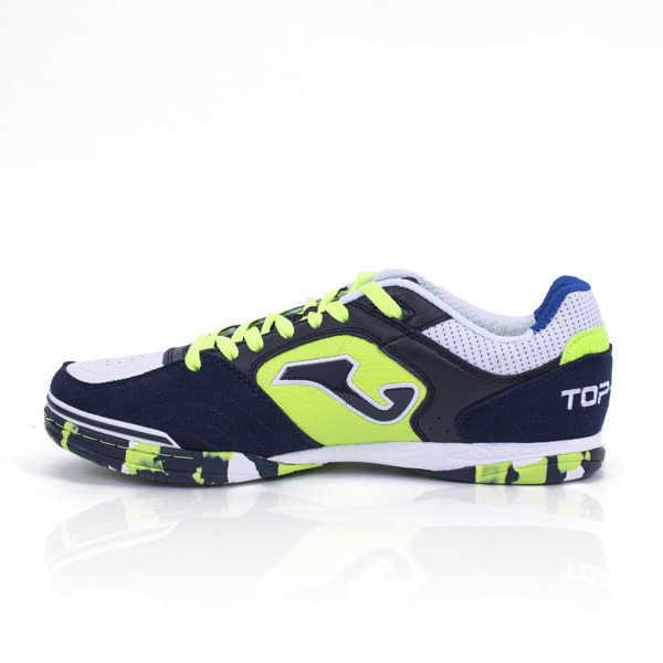 Buty halowe Joma Top Flex 805 Royal-Fluor Indoor 2018 TOPW.805.IN