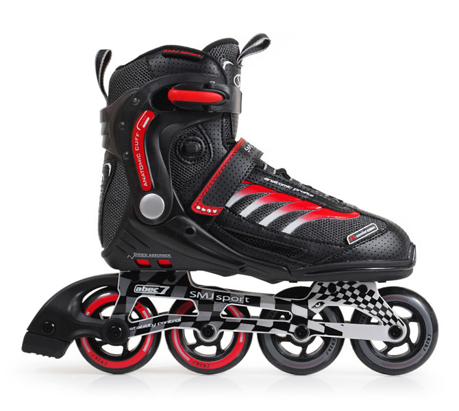Rolki SMJ sport RX23 Men black/red