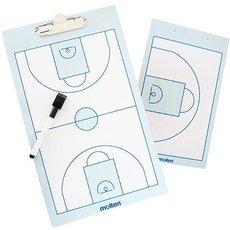 29118a0136d88 Obustronna tablica taktyczna do koszykówki SB0020 Molten